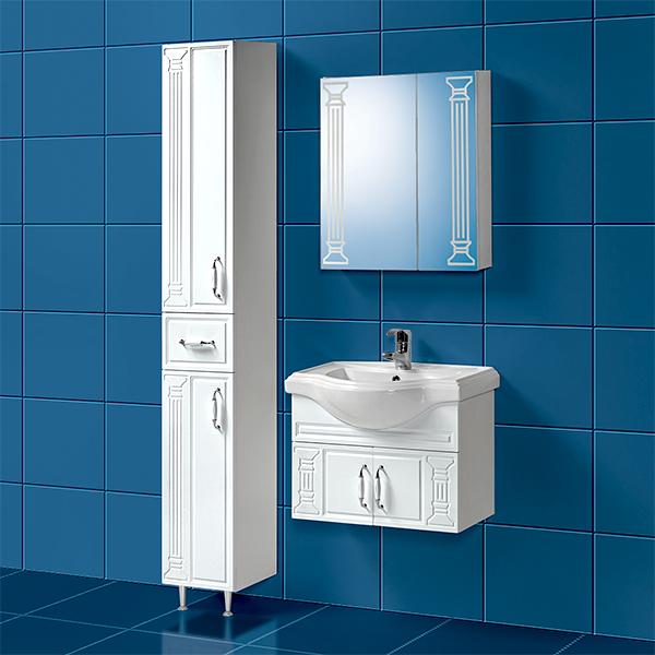 Акваль мебель для ванных караута мебель для ванной